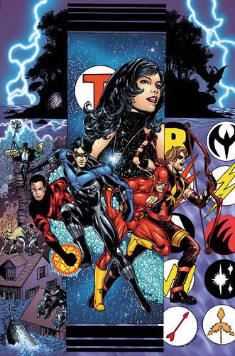 """20 - [Debate] DC Comics: Rebirth - """"Nuevo reinicio de DC"""" Teen-Titans-dc-comics-28060502-331-500"""