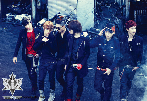 Teen Top Crazy 2ndmini - teen-top Photo