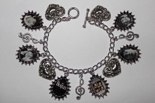 The Beatles Charm Bracelet