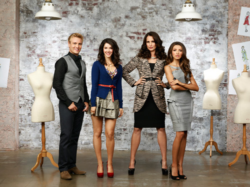 The Cast of Jane da design