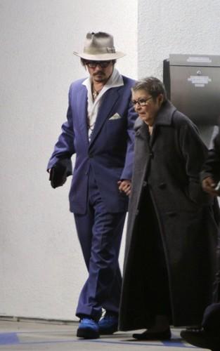 The Depp Family ^.^