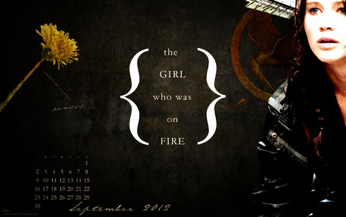 The Hunger Games wallpaper with a sign entitled The Hunger Games Wallpapers