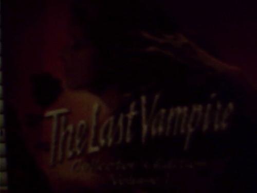 The Original Last Vampire Collection Vol. 1