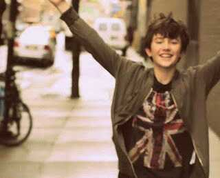 The Power of Greyson's Smiley (: