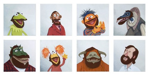 The Muppets wallpaper titled The Rainbeard Connection