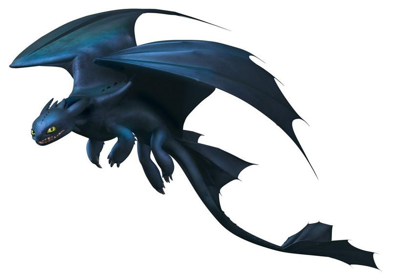 Toothless the nightfury toothless