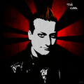 Tré Cool-Fan Art - green-day photo