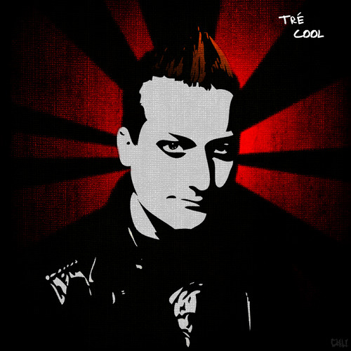 Tré Cool-Fan Art