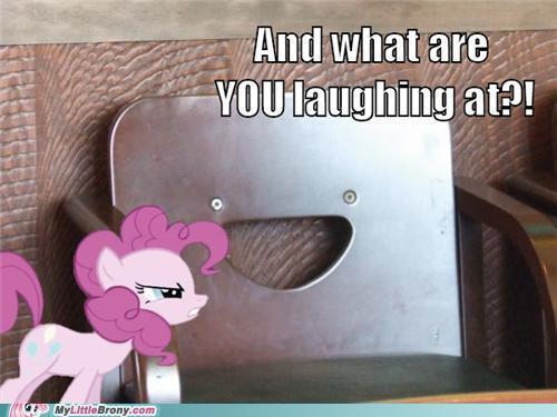 U-uh nothing, Pinkie...