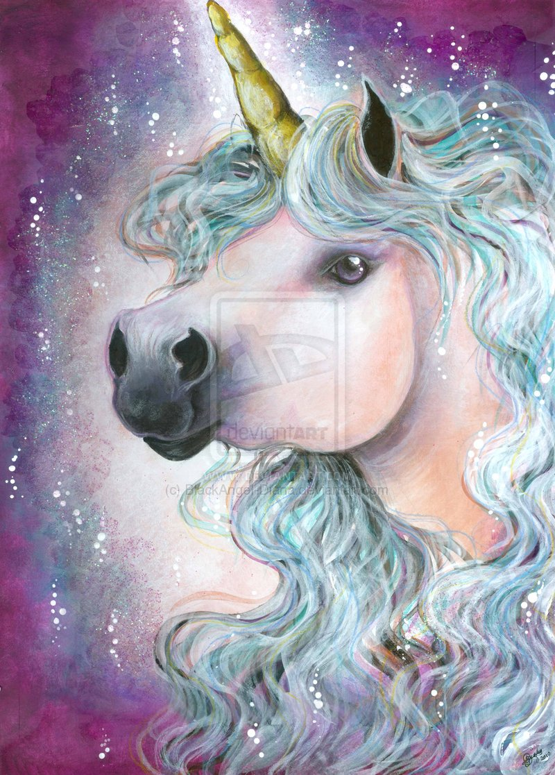 Related Pictures Unicorn Art Unicorn Art Print Unicorn Paintings