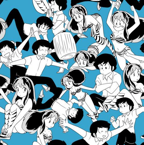 Urusei Yatsura Manga~