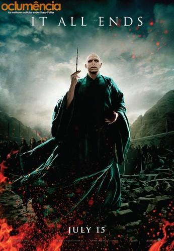 Voldemort poster