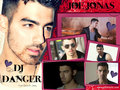 Wallpaper Designed by me *Eloisa* Joe Jonas - the-jonas-brothers wallpaper
