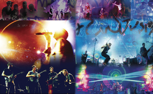 Coldplay wallpaper with a concerto called wallpaper