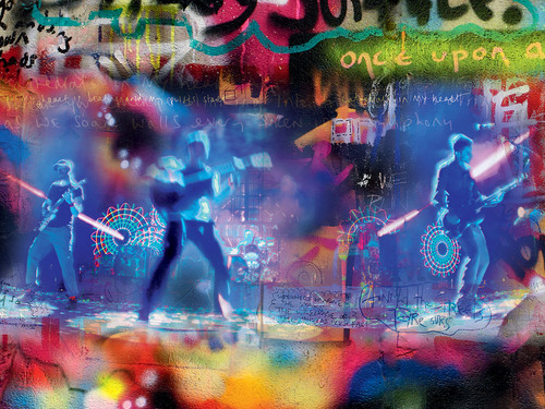 Wallpaper - coldplay Wallpaper