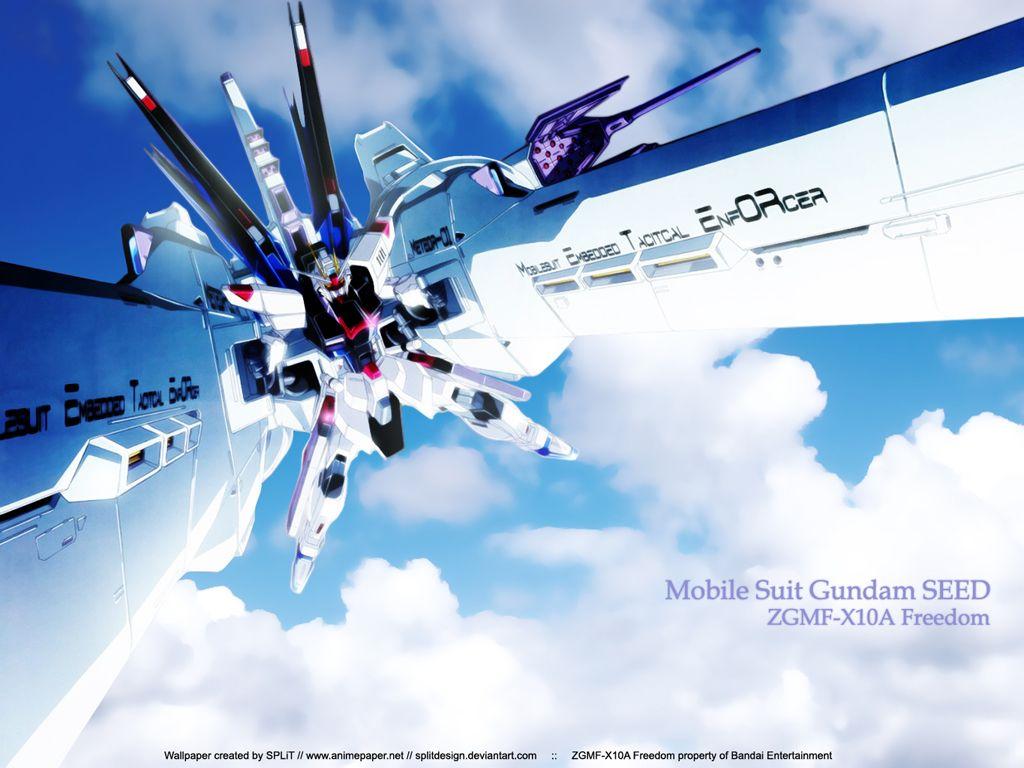 Mobile Suit Gundam SEED C.E. 73: Stargazer - Wallpaper and Scan Gallery -  Minitokyo