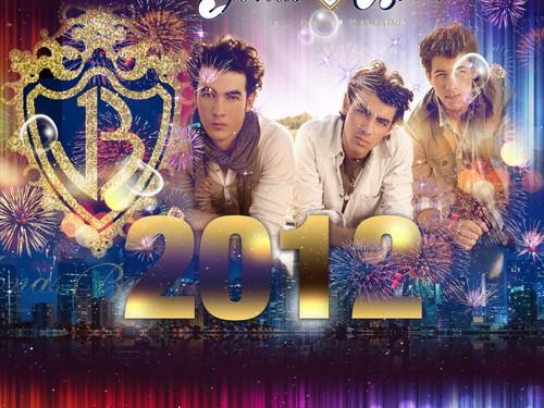 hình nền made bởi me *Eloisa* Jonas Brothers 2012