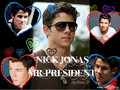 Wallpapers designed by me *Eloisa* Nick Jonas - the-jonas-brothers wallpaper