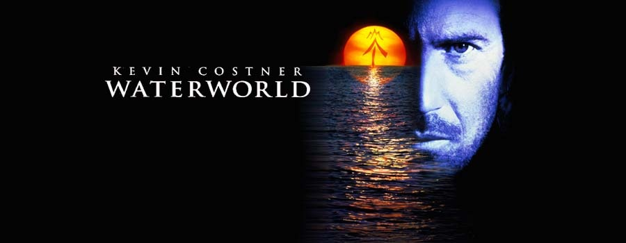 Waterworld Sticker
