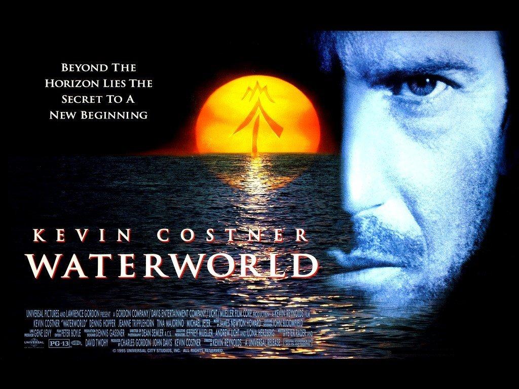Waterworld Wallpaper 1