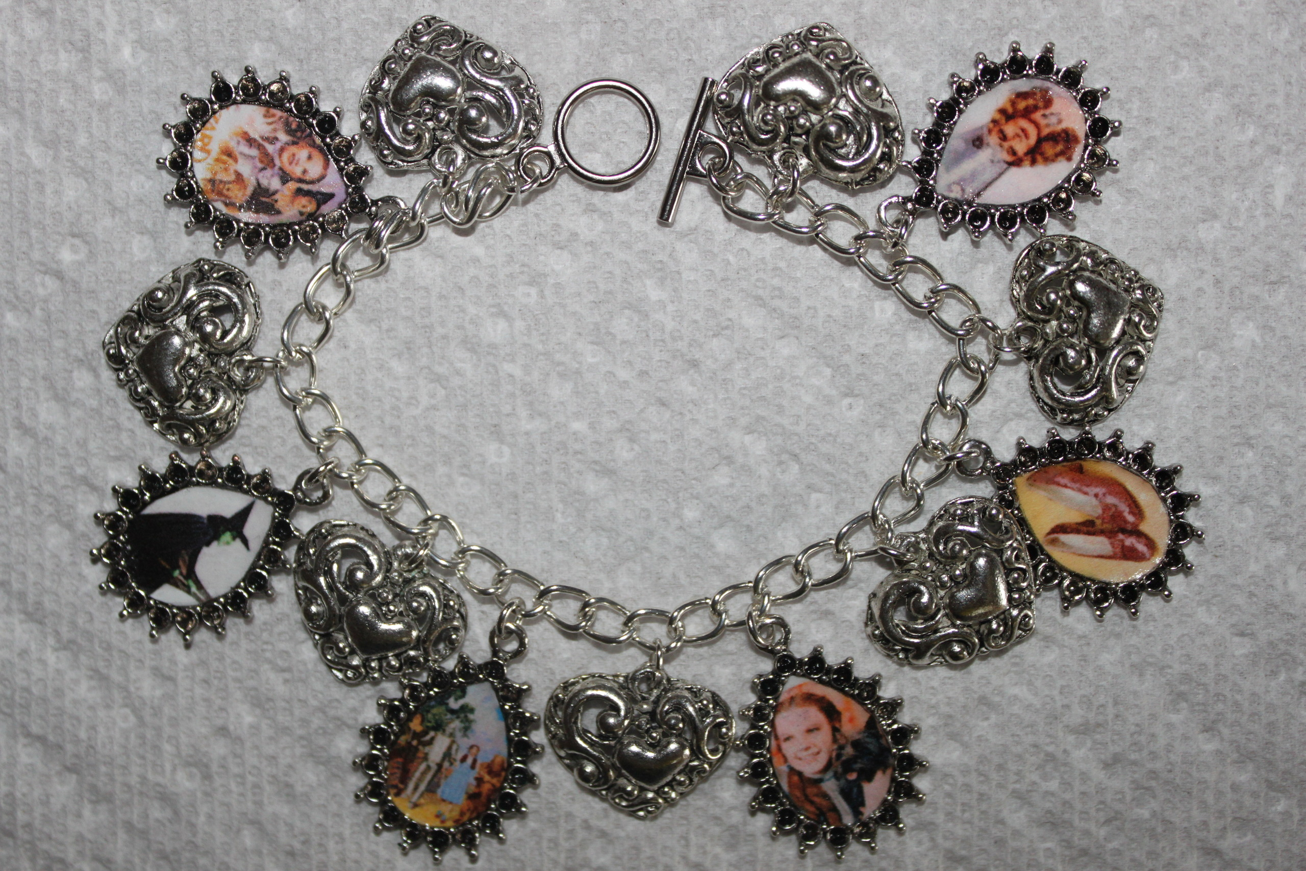 Wizard of Oz Charm Bracelet