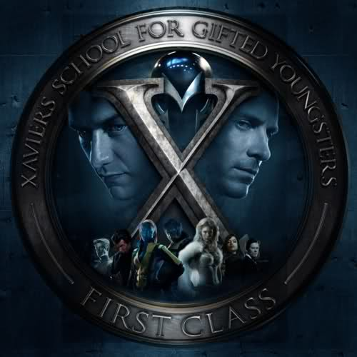 X-Men: First Class Logo - x-men-first-class Photo