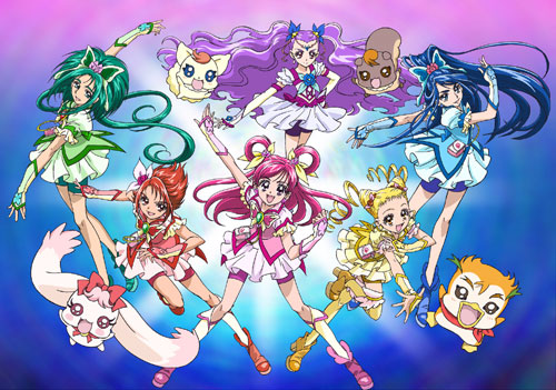 Yes!Precure Go Go 5!