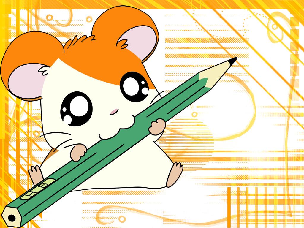 Hamtaro The Hamster Wallpaper (28041156)