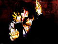vampire-knight - Yuuki & Kaname wallpaper