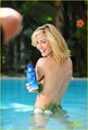 Yvonne Strahovski: Nearly Nude for SoBe Lifewater! - actresses photo