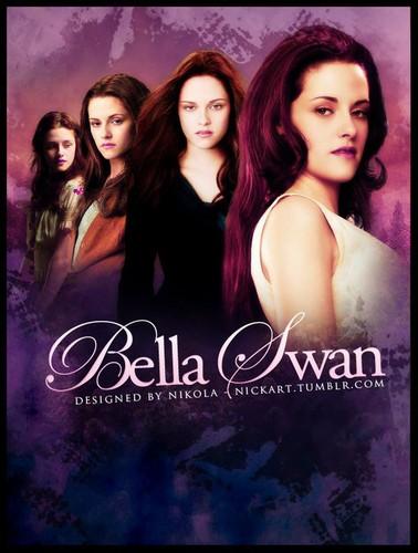 bella zwaan-, zwaan through twilight saga