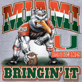 bring it - miami-hurricanes photo