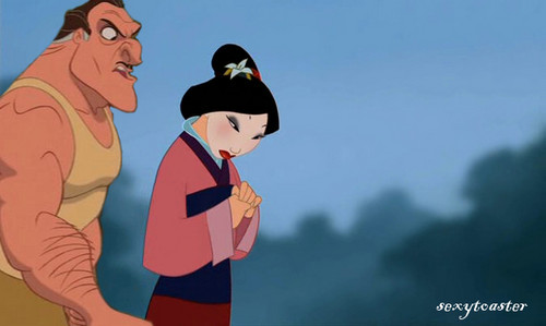 clayton and mulan
