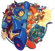 Megaman wallpaper possibly with Anime titled cool