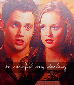 Gossip Girl Hintergrund with a portrait entitled dair