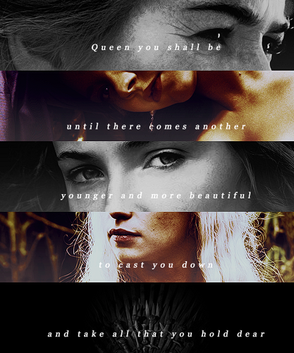 Game of Thrones wallpaper called Queen you shall be