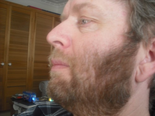 hairy Caveman