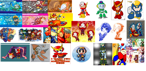 Megaman wallpaper containing Anime entitled i mand
