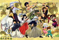 inuyasha and the gang