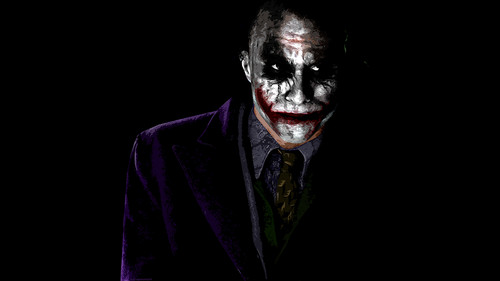 The Joker kertas dinding called joker