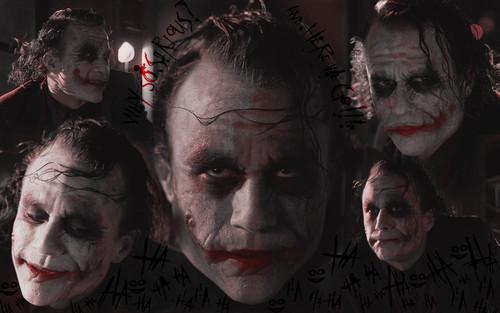 The Joker kertas dinding called joker