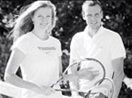 kvitova with berdych