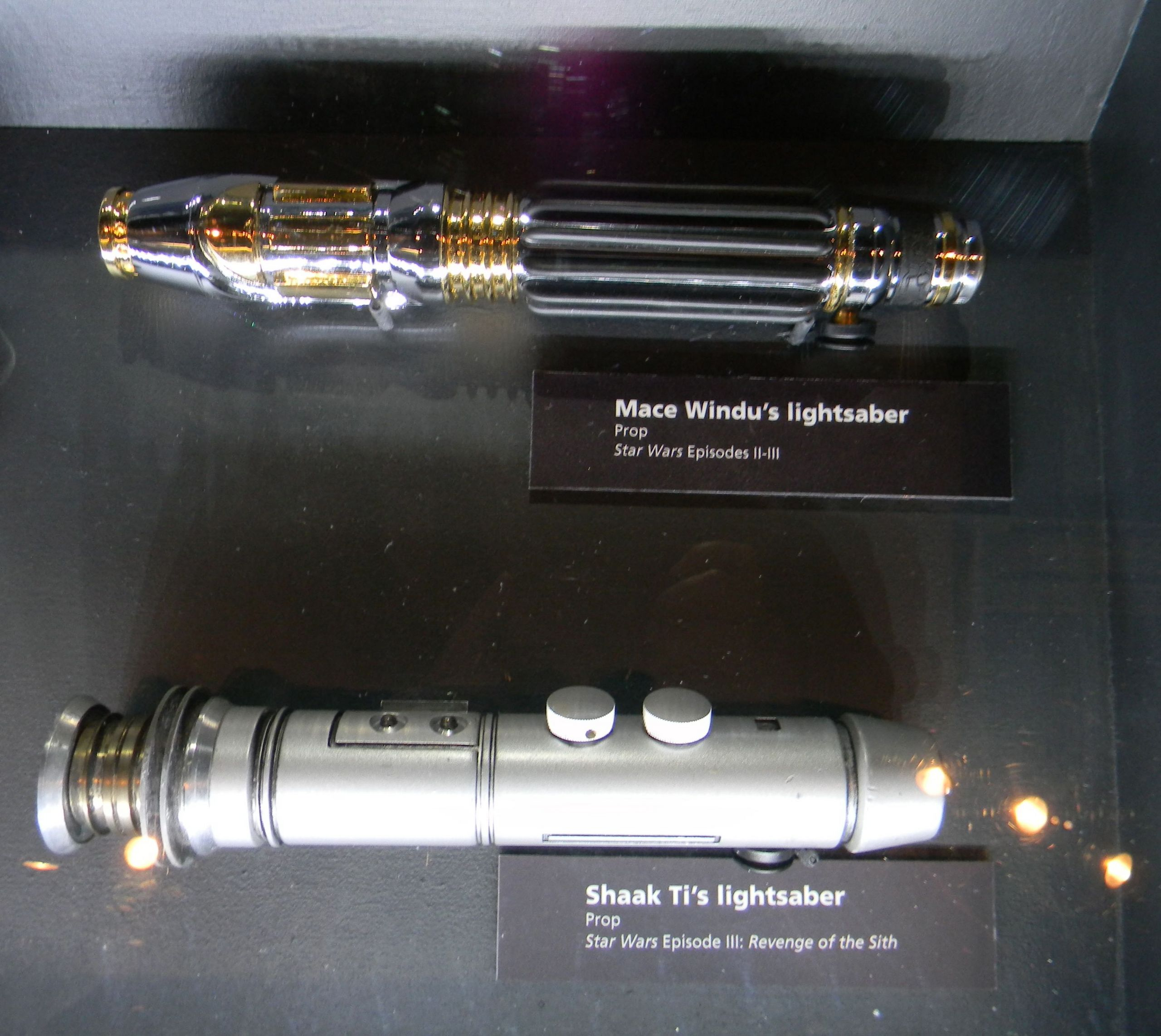 Star wars lightsaber props