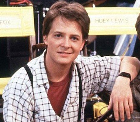 Michael J Fox wallpaper entitled michael
