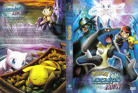 pokemon lucario and the mystery of mew