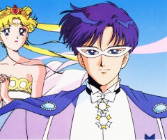Sailor Moon images queen serenity and king endymion wallpaper and background photos