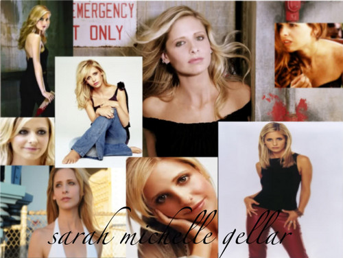sarah michelle gellar - buffy-the-vampire-slayer Photo