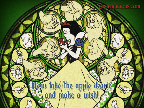 snow white message