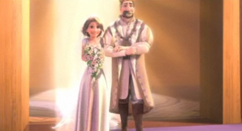 Tangled ever after!