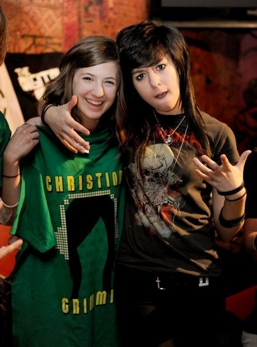 the one, the only, christina victoria grimmie